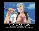 Grimmjow by Mysecretprofile