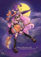 Candy Witch by StarMasayume