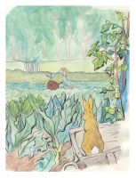 peter rabbit by abasss