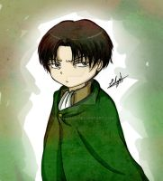 Levi Rivaille (Shingeki no Kyojin) by Eilyn-Chan