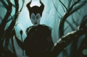 Maleficent by Nateyou