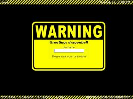 Warning by linuxville