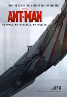 Ant-Man Poster (Falcon) by tclarke597