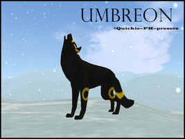 Feral Heart preset free - Umbreon by Quickie--FH--presets
