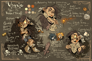 Vinnie Reference Sheet by FailTaco