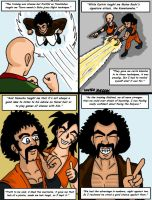 Dragonball Comic: the legend of Mr. Satan page 10 by RastaSaiyaman