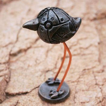 Steam Crow Steampunk Toy Birdy by SteamCrow