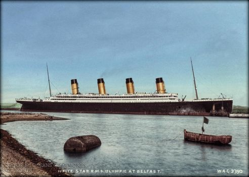 Glory of the Waves by RMS-OLYMPIC
