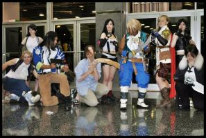 Acen 2011: He pulled his tail by roxastuskiomi