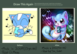 Draw this again by PrePAWSterous