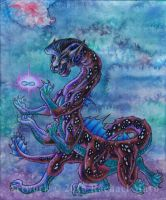 Mobius in color by rachaelm5
