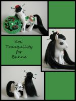 Koi Tranquility by Sweetlittlejenny