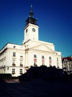 Town Hall by tuja-in-wonderland