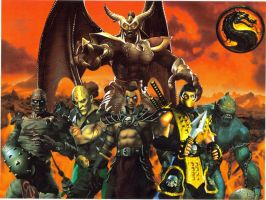 Netherrealm Takeover by The37thChamber