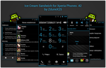 ICS lite for Xperia Phones by ZduneX25