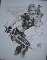 Babydoll SDCC 2012 by TerryDodson