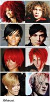 She copied there hair DX by The-MCR-Fan-Club
