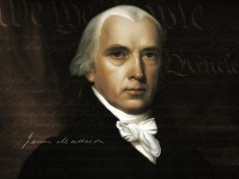 James Madison by RafkinsWarning