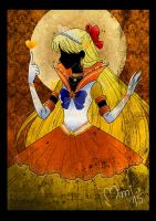 .eternal princess sailor venus by mimiclothing
