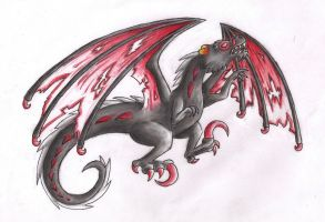 Karkat Dragon by Dragongirl9888
