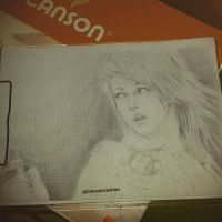 Paramore-Hayley Williams by InnocenceShiro