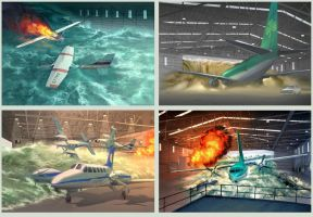 Shannon airport flood concepts by Harnois75