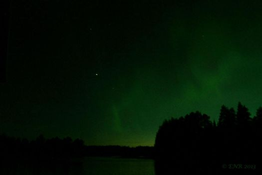 The Northern Lights by EverNightRising