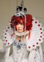 Queen Esther of Trinity Blood by die-chan