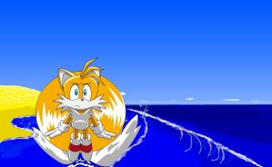 Tails is a Legend Request by Ingolme