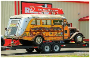 Hot Rod Bus by TheMan268