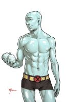 Iceman by johnnyrocwell