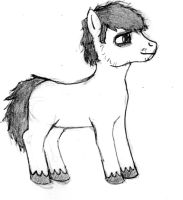 my litttle syd barrett pony by Fboss90