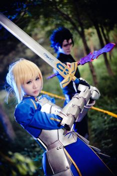 fate zero - five by Phoenixiaoio