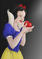 Snow White by bethhigdon