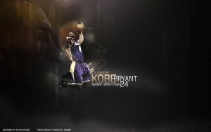 Kobe Bryant by KR1SPY