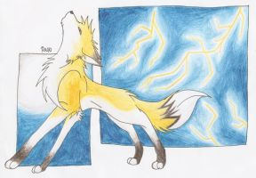 Thunder Howl by ThatWildMary