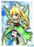 Sword Art Online - Leafa by Akage-no-Hime