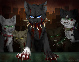 Scourge's Revolution by serenitywhitewolf
