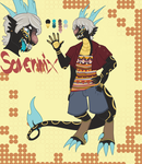 Sona Ref by tigerwolf44