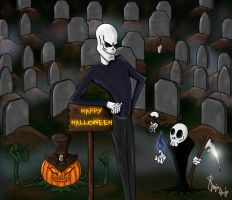 Happy Halloween by dags88crusader
