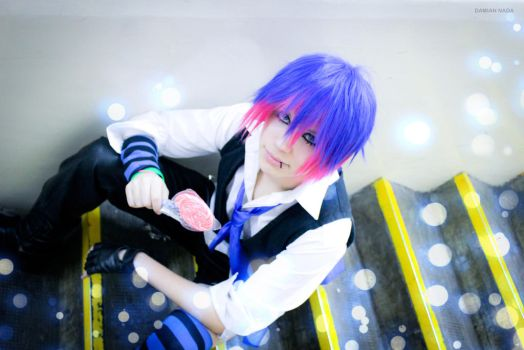 Stocking Male Version by DamianNada
