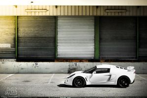 Lotus Exige S by alexisgoure