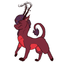 Adoptable for sale (: by dancingdingos