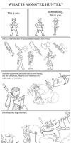 What is Monster Hunter? by meowthing