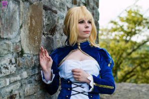 Saber - Fate/Stay Night IV by ThanatosArts