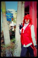 Grell Sutcliff~ by OurLivingLegacy