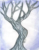 Tree of Uncertainty by Carrie-AnneSevenfold