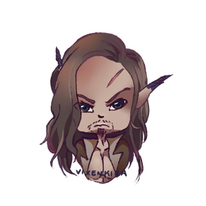 Thijs for Eleynah by Vixenkiba