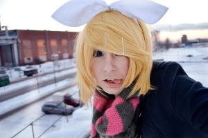 Kagamine Rin - 02 by ECOC