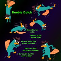 Double Dutch by AgentBengalTiger